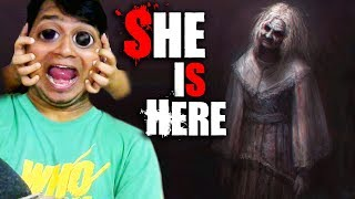 SHE WANT ME! - Pamali Horror Game in Hindi (Don't Watch in Dark)