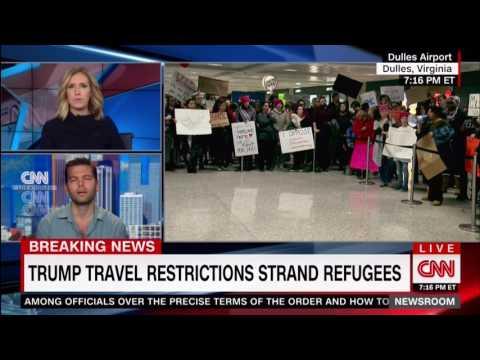 Kirk Johnson on CNN Newsroom with Poppy Harlow