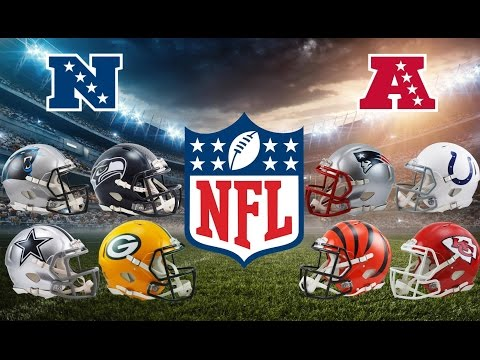 Predicting All 8 NFL Divisional Champions for 2016