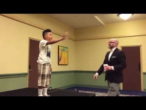 Premiere Event Audition with Michael David Palance