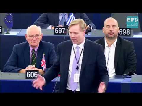 Internet connectivity the EU-way for 120 million euros - Jonathan Bullock MEP