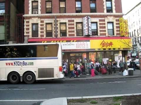 chinatown bus video 3 apex bus nyc to philadelphia youtube. Black Bedroom Furniture Sets. Home Design Ideas