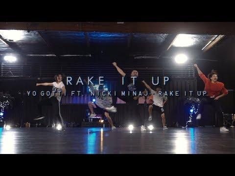 Jeff Caluag | Yo Gotti - Rake It Up | Snowglobe Perspective