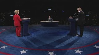 Trump and Clinton debate over ISIS