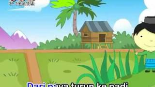 «    »Lagu Kanak kanak + Pantun   Ikan Kekek Mak Ilui   YouTube