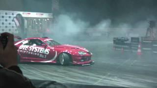 650HP Turbo Supra drifting & HUGE Rev!!