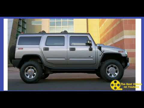 Hummer H2 Review Price Redesign 2020
