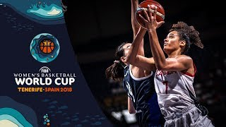Canada v Korea - Highlights - FIBA Women