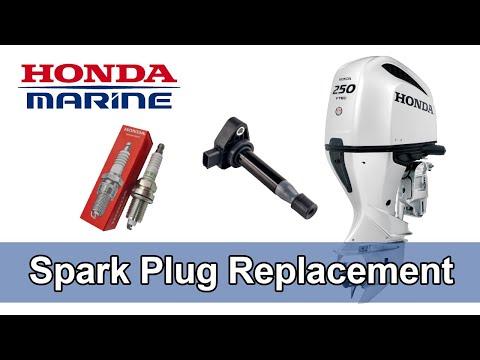 Honda Marine DIY Spark Plug Replacement