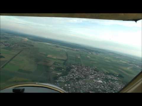 Slippen mit einer CTLS - Die schnellste Art Flughoehe zu verringern