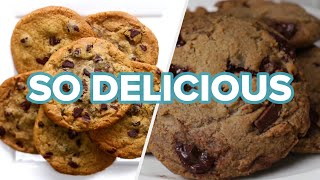 Chocolate Chip Cookie Recipes You Need To Bake Now • Tasty