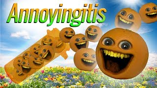 Annoying Orange - Annoying-Itis