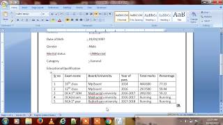 how to make resume in computer pc laptop how to learn resume computer pc laptop resume ko kese bnaye