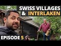 Exploring Swiss Villages of Lauterbrunnen, Gimmelwand & Mürren, Episode 5 - Switzerland in Rs 75000