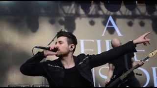 3 - AFI - I hope you Suffer @Lollapalooza Chile 2014