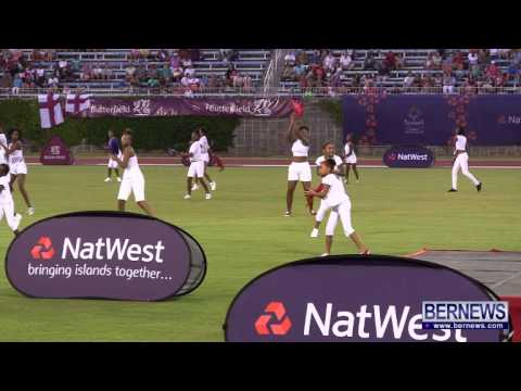 UDP Dancers At NatWest Island Games, July 13 2013