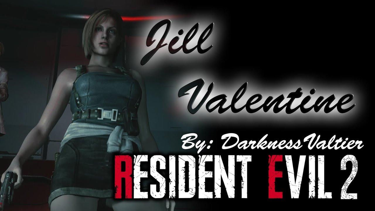 Resident Evil 2 Remake Jill Valentine Re3 Costume