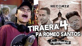 Redimi2 - Trapstorno 5 Rip Romeo Santos Redimi2 - Asina Nona   Ft Samantha Reaccion