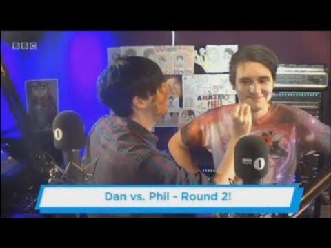 Dan and Phil radio show 10.11.13