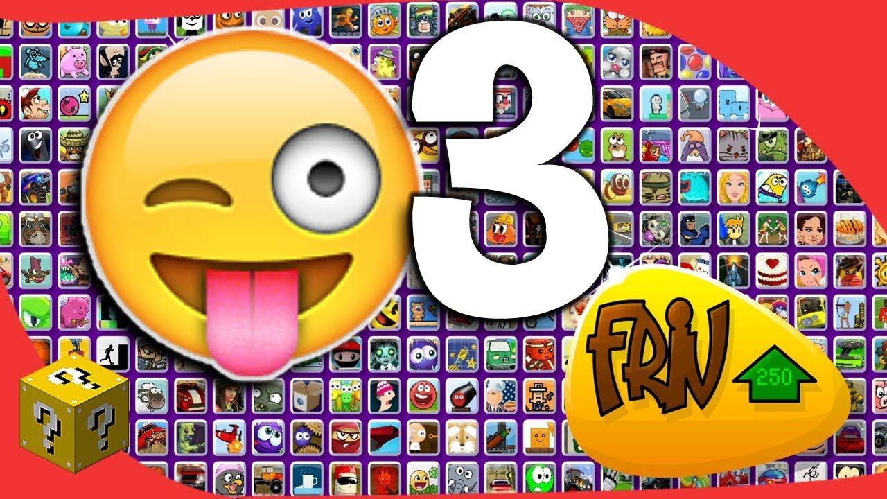 Juegos Friv 3 Youtube