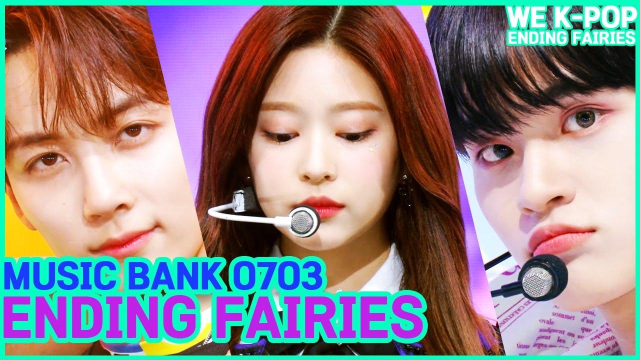 [1st Week of July] Music Bank Ending Fairies 🧚 [Music Bank / 2020.07.03]