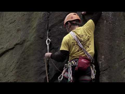 How to lead a trad route