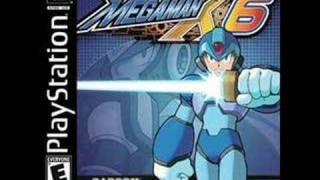Rockman X6 Sigma 2nd