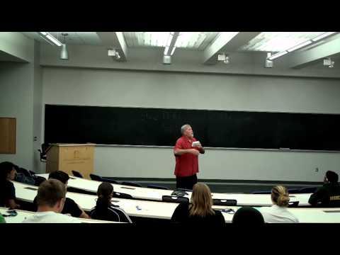 Steve Phillips:  Former VP for Harley Davidison - Leadership Series at UIU