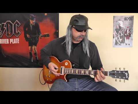 Airbourne - Diamond In The Rough cover by RhythmGuitarX