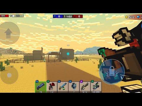 Pixel Gun 3D Glitches In 17.6.2