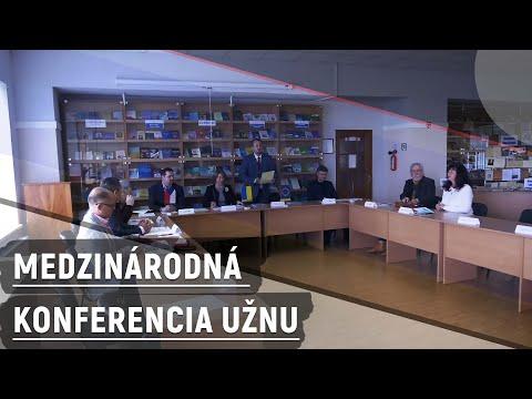 Міжнародна конференція УжНУ/Medzinárodná konferencia UžNU Словацькі погляди/Slovenské pohľady