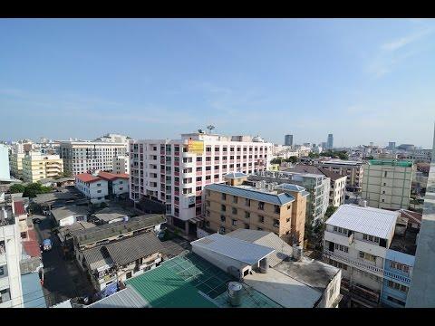 ขายอาคารโรงแรมสูง 8 ชั้น ลาดพร้าว 112 แขวง วังทองหลาง  เขต บางกะปิ กรุงเทพมหานคร