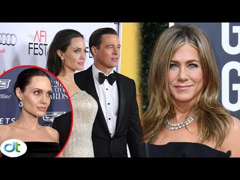 Jennifer Aniston Said: Brad Pitt Has Never Respected Angelina Jolie And That Marriage
