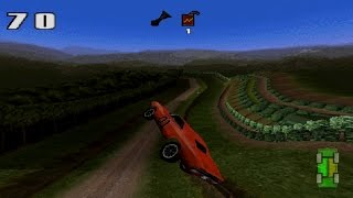 The Dukes of Hazzard: Racing for Home (PSX)