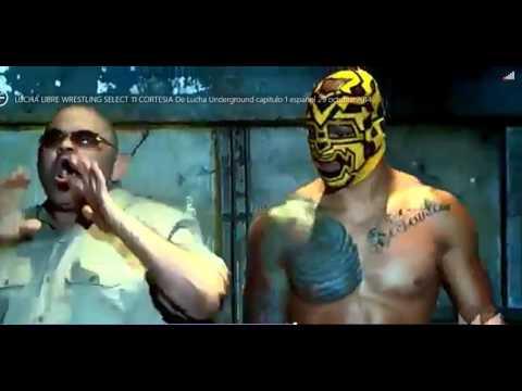 Lucha Underground en español 29 de octubre del 2014 temporada-1 Episodio-1 en español parte 2 final