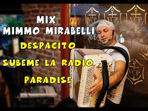 MIX MIMMO MIRABELLI 2017 - la fisarmonica moderna