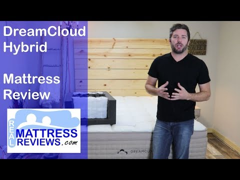 NEW DreamCloud Mattress Review - DreamCloud Hybrid Overview