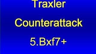 Traxler Counterattack: 5.Bxf7