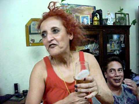 Video de viejas borrachas