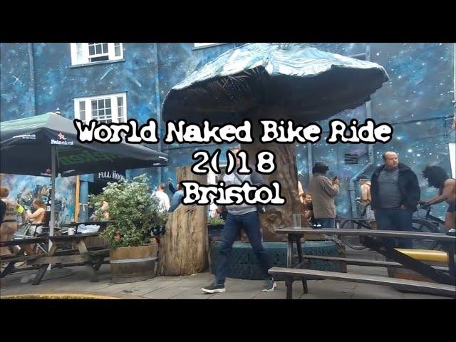WNBR 2018 Bristol