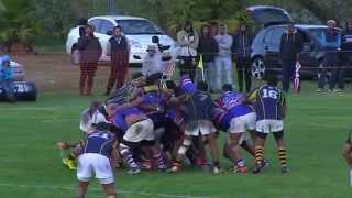 Violets RFC vs Collegians RFC Extended Highlights