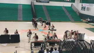 Paradigm Percussion - Winslow Township HS - 3/25/2017