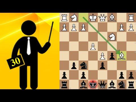 Benoni Defense - Standard chess #30