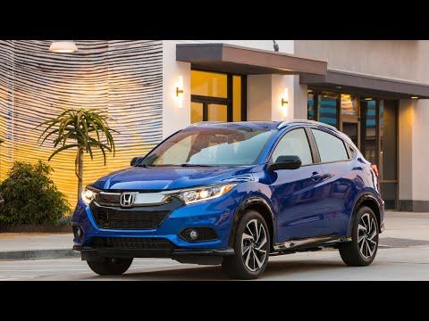 2019 / 2020 Honda HR-V | Affordable Practicality