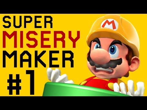 SMM - Super Misery Maker Ep. 1 'TOO MUCH FIRE!'