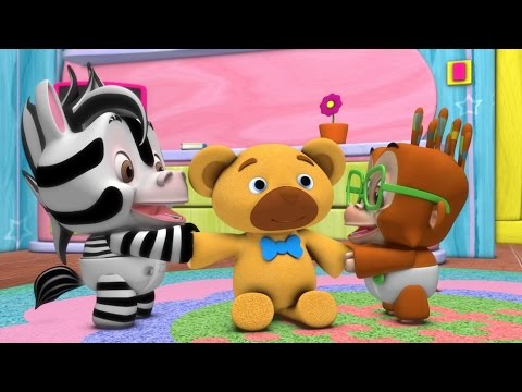 Teddy Bear Teddy Bear Turn Around   Nursery Rhymes Collection for Kids and Children   Baby Songs