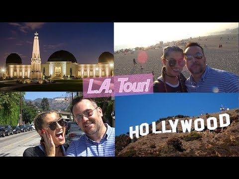 LOS ANGELES IN ONE DAY - EPIC TOUR!