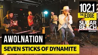 AWOLNATION - Seven Sticks of Dynamite (Live at the Edge)