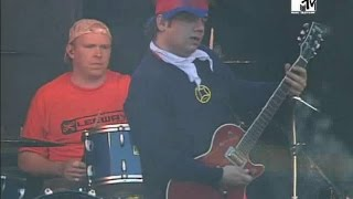 Bloodhound Gang - The Ballad of Chasey Lane [MTV Campus Invasion 2006 Germany]