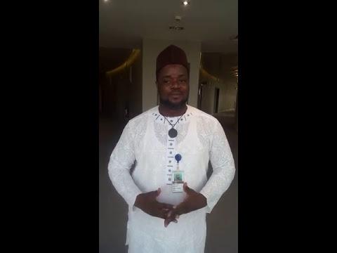 """PAMCIT home videos 2 - Benin: """"World class training"""""""